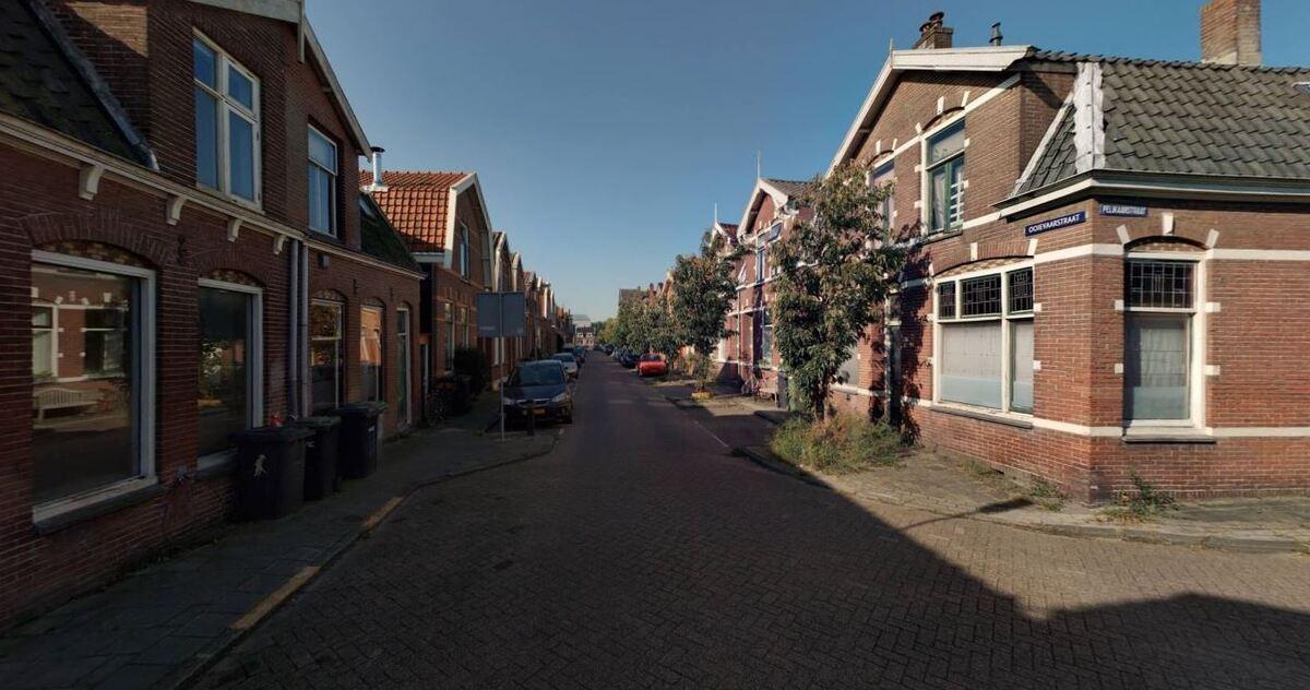 Foto van de Ooievaarstraat